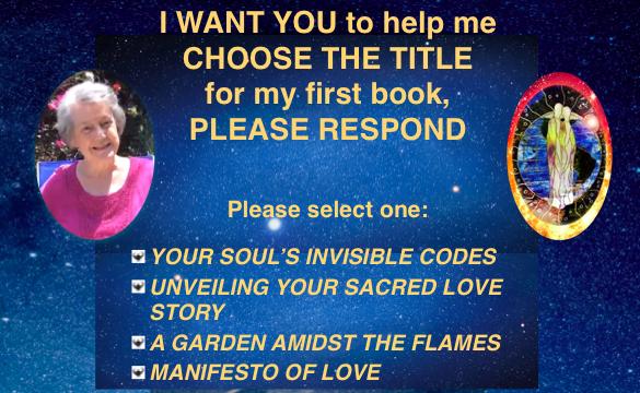Marj Britt - First Book Title Survey